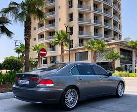 BMW 7 Series 2004