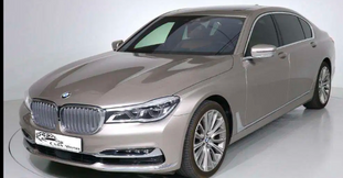 BMW 740Li 2018 Fully Loaded Under Warranty