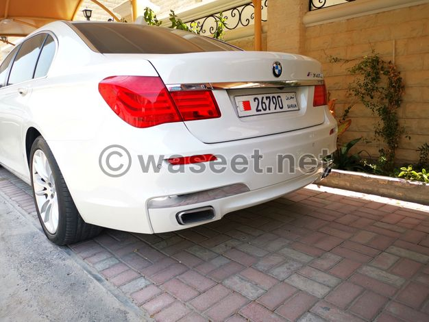 BMW 740li 2012 Extremely Clean