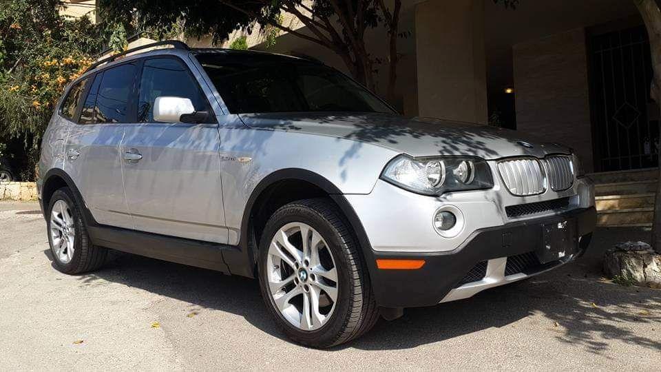 BMW X3 SPORT IS  2007