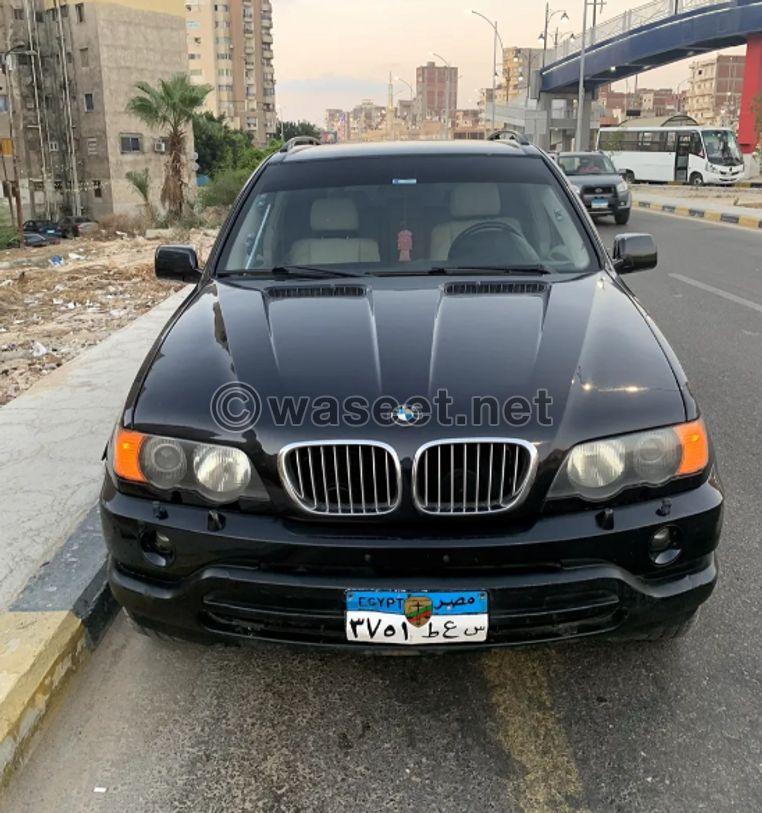 BMW X5 2000 للبيع 0
