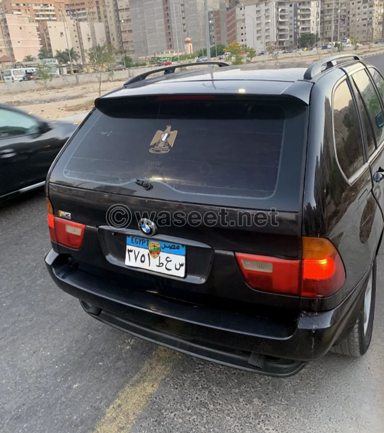 BMW X5 2000 للبيع 1