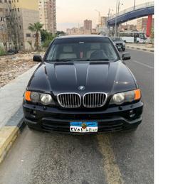 BMW X5 للبيع موديل 2000