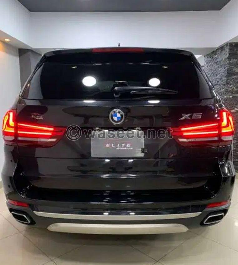 BMW X5 2017 New profile 1