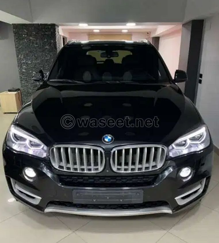 BMW X5 2017 New profile 0