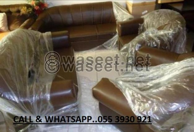 BRAND NEW SOFA SET SUITABLE FOR HOME