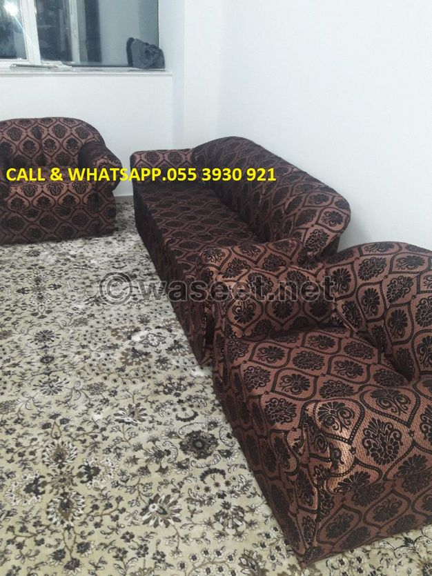 BRAND NEW SOFA SET  FOR SALE