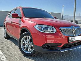 BRILLIANCE V5 (4 سلندر) GCC - 2014 for sale