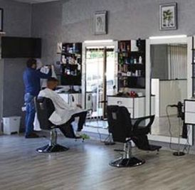 Barber employee required