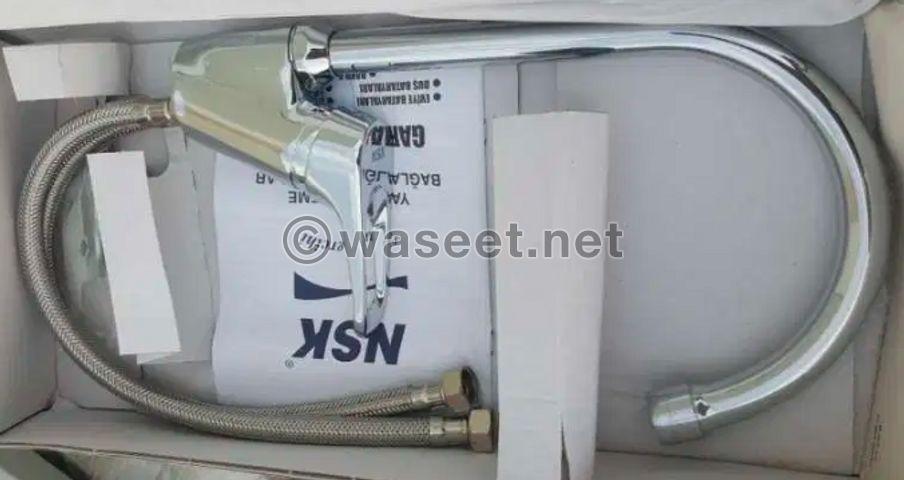 Basin Mixer New