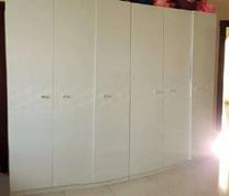 Beautiful white cupboard 6 door or 3 door