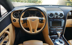 Bentley -Continental GT 2009 Full Option model