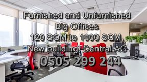 Big Offices for rent in Mussafah shabia