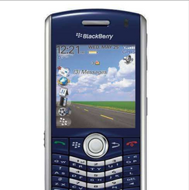 Blackberry pearl 8100 جديد زيرو وارد الخارج من النوادر متوفر توصيل