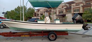 Boat Sharjah Marine 18 feet model 2015