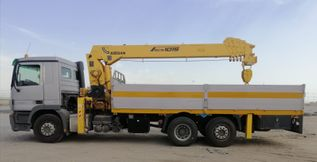 2008 Boom Truck with Crane