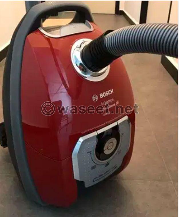Bosch vacuum pro silence