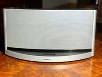 Bose grey speaker