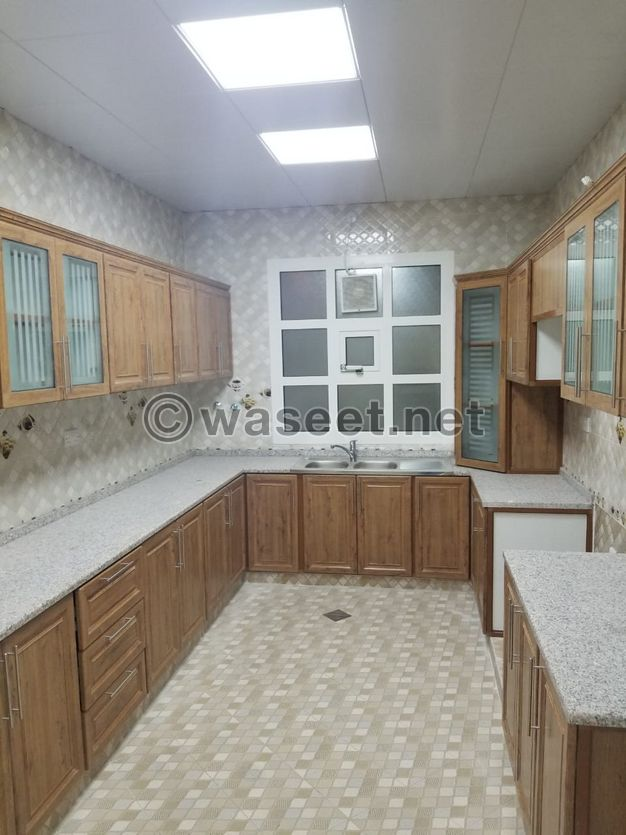 Brand New 3 Bedroom Majlis Hall Kitchen At Al Shamkha