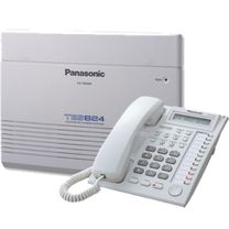 Brand New Panasonic PABX with Phones