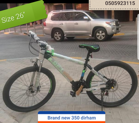 Brand new box pics bicycle