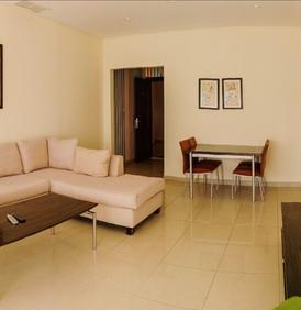 Brand new one bedroom apartment for rent close to marina beach, Salmiya