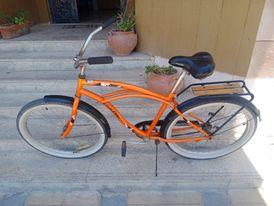 British unisex Cruiser Beach City Bike  steel frame in great condition