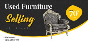 Buyer Used Furniture in Dubaiv