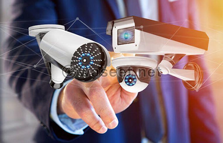 CCTV Security Installation Services