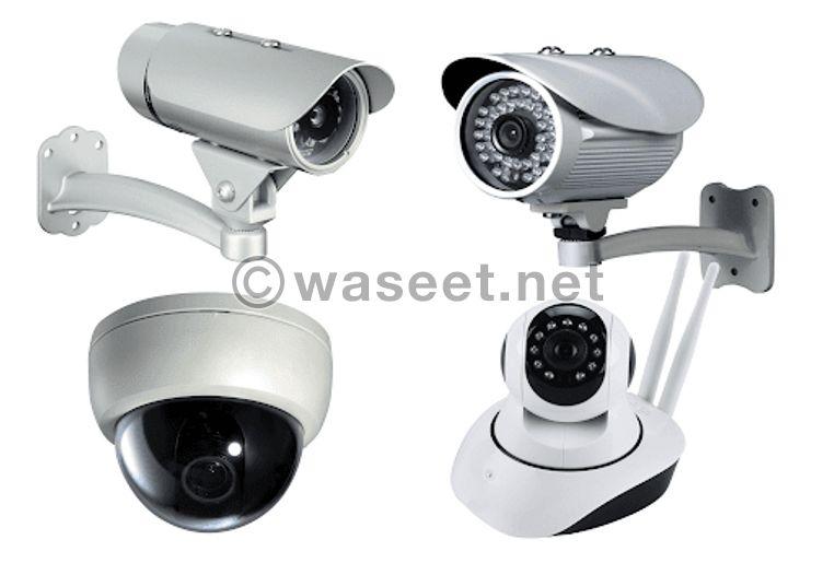 Cameras/ Access Control 1