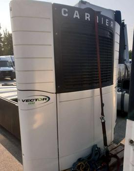 Carrier Vector 1550 Refrigerator