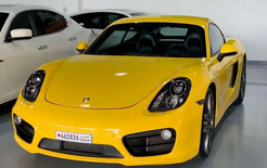 Cayman S 2014 for sale