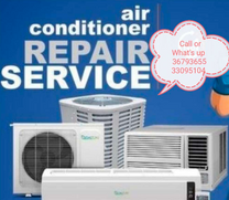 Central ac splite ac window ac services