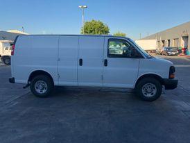 Chevrolet Express Van Full Automatic