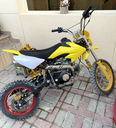 China dirt bike 125cc 1