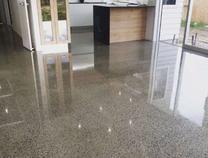 Concrete Floor Polishing & Grinding Works