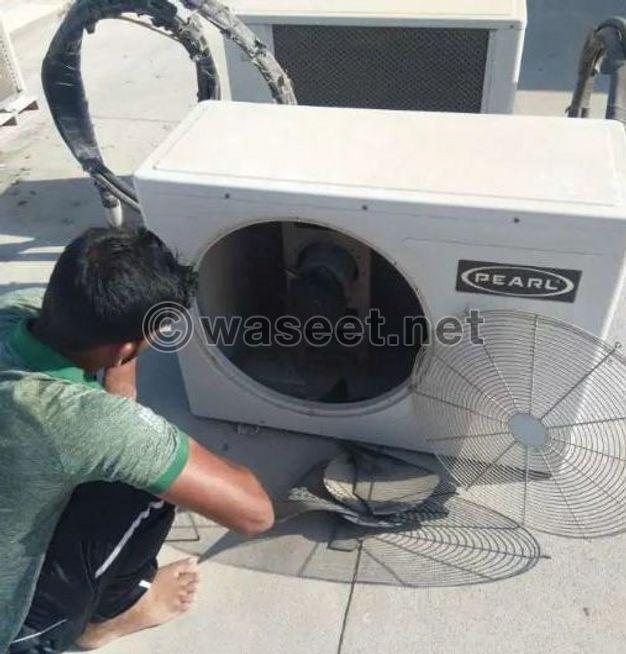 Conditioning technician