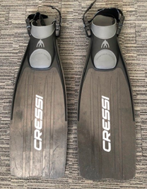 Cressi Fins Made in Italy Diving Scuba