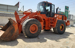 DOOSAN 2003 MEGA 400 FOR SALE
