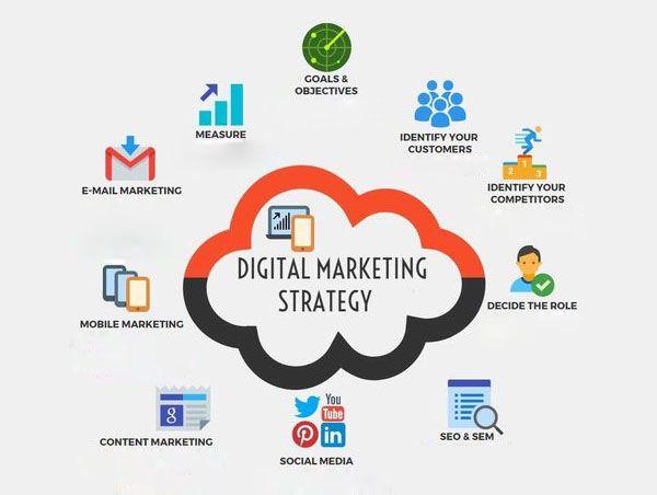 Digital Marketing and Web & Software Development