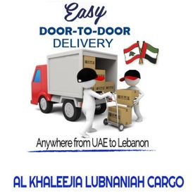 Direct Door to Door shipping service Dubai to Lebanon