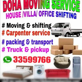 Doha movers packers Carpenter