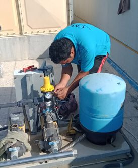 Emergency Water Pump Repair   Booster Pump Repair Dubai