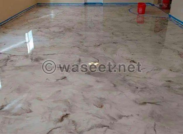 Epoxy Floor Design Works