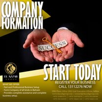 Establishing Company for all types-Company registration -Inquire now!