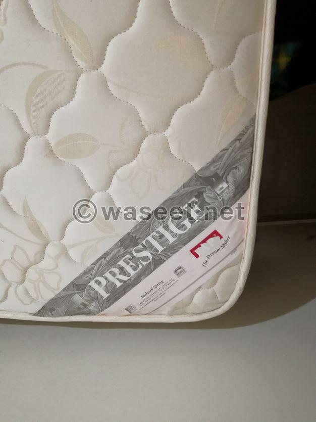 FAP Prestige Mattress - King size like new