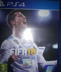 FIFA 18 for sale Uncharted 4 for sale