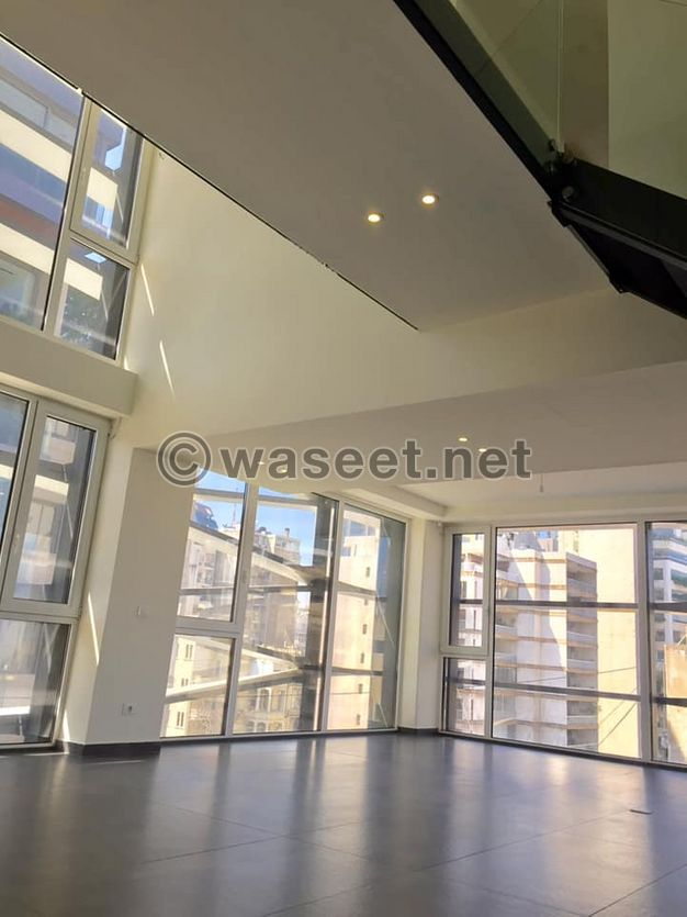 apartment for rent achrafie 320 m