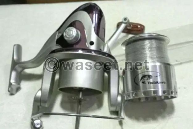 Fishing equipment for sale
