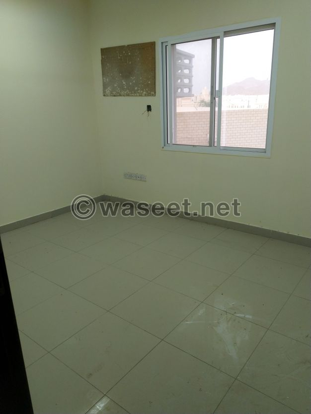 Flat for rent in mbd area in ruwi